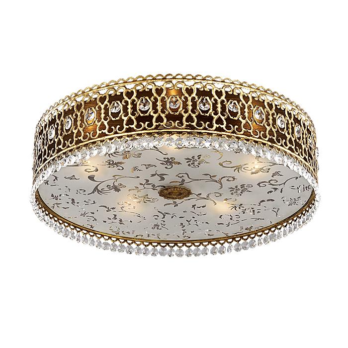 Светильник потолочный Odeon light 2641/5c светильник потолочный 5603br 3 3х60вт е14 бронза