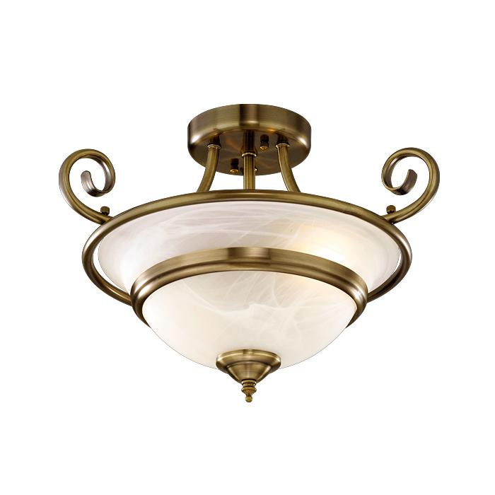 Люстра Odeon light 2573/2c потолочный светильник odeon light teatro 2573 2c