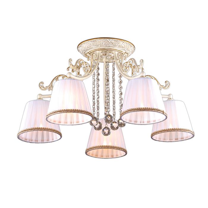 Люстра Odeon light 2697/5c потолочный светильник odeon light lotte 2751 5c