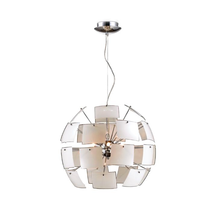 Люстра Odeon light 2655/6 светильник подвесной odeon light eveta 6 х g9 42w 2758 6