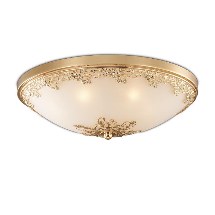 Светильник настенно-потолочный Odeon light 2676/7c светильник настенно потолочный odeon light 2677 6c odl14 427 g9 6 40w 220v palmira золото белый