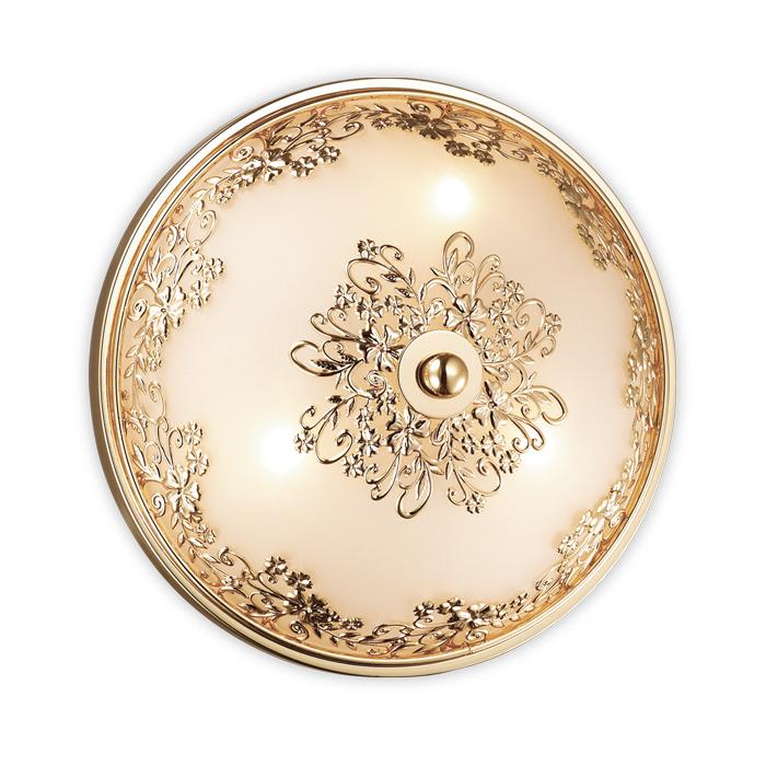 Светильник настенно-потолочный Odeon light 2676/3c светильник настенно потолочный odeon light 2677 6c odl14 427 g9 6 40w 220v palmira золото белый
