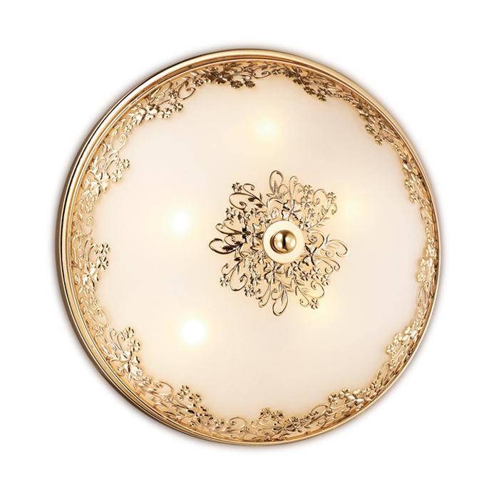 Светильник настенно-потолочный Odeon light 2676/5c светильник настенно потолочный odeon light 2677 6c odl14 427 g9 6 40w 220v palmira золото белый
