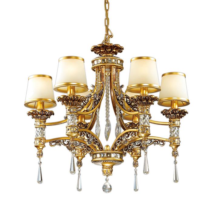 Люстра Odeon light 2803/6 люстра мишель 5xe14x60 вт металл стекло цвет золото