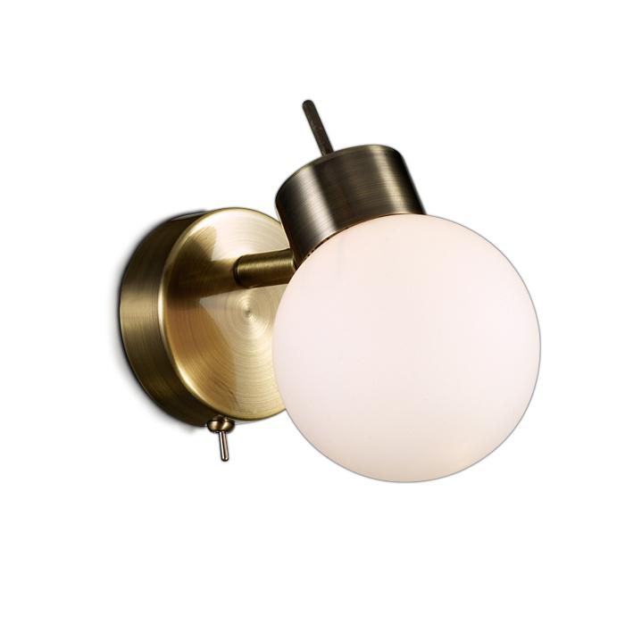 Светильник настенный Odeon light 2071/1w odeon light настенный светильник odeon light pavia 2599 1w