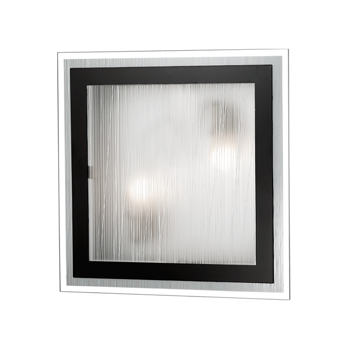 Светильник настенно-потолочный Odeon light 2736/2w настенно потолочный светильник спот коллекция moss 2176 2w золото прозрачный odeon light одеон лайт