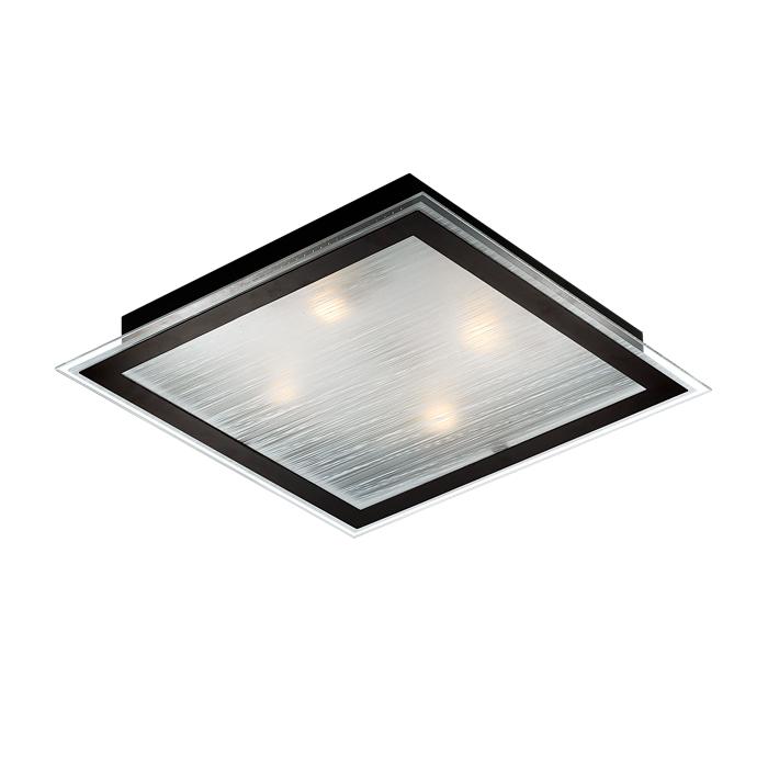 Светильник настенно-потолочный Odeon light 2736/4w настенный светильник odeon light lemo арт 2743 4w