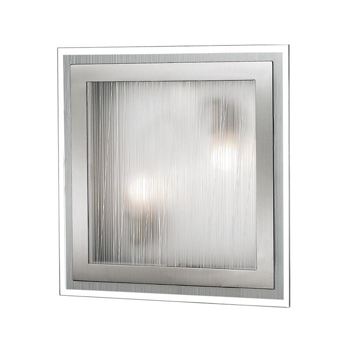Светильник настенно-потолочный Odeon light 2737/2w настенно потолочный светильник спот коллекция moss 2176 2w золото прозрачный odeon light одеон лайт