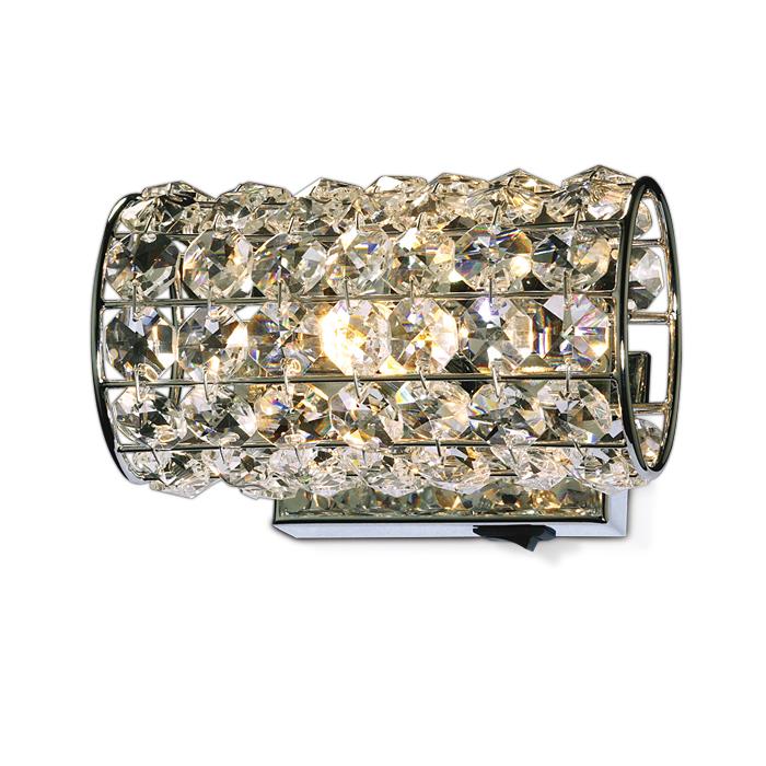 Светильник настенный Odeon light 2217/1w настенный светильник odeon light lemo арт 2743 4w