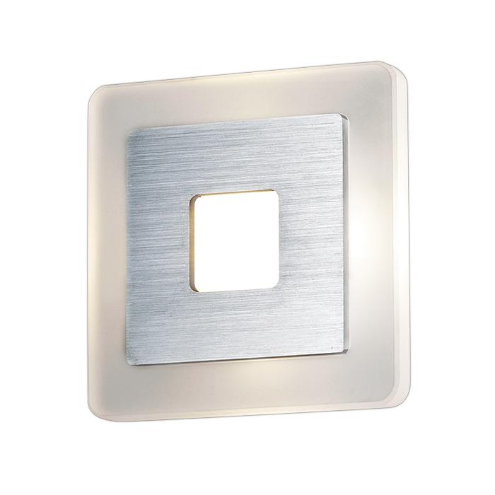 Светильник настенный Odeon light 2724/4wl настенный светильник odeon light lemo арт 2743 4w