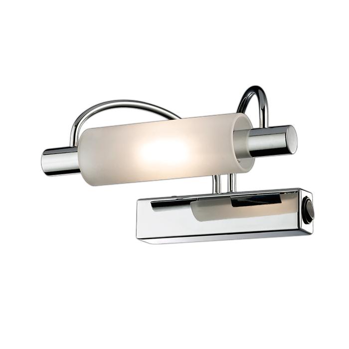 Светильник настенный Odeon light 2034/1w настенный светильник odeon light lemo арт 2743 4w