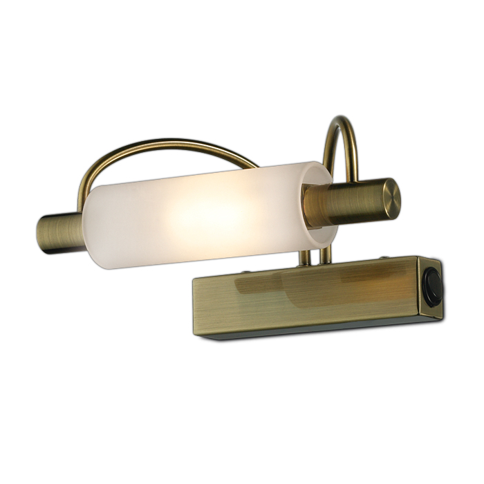 Светильник настенный Odeon light 2035/1w настенный светильник odeon light lemo арт 2743 4w