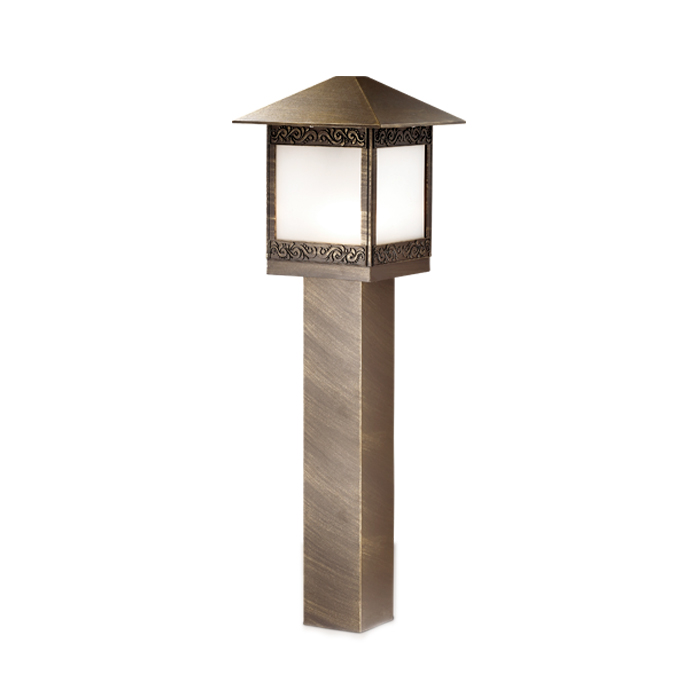 все цены на Светильник уличный Odeon light 2644/1a онлайн