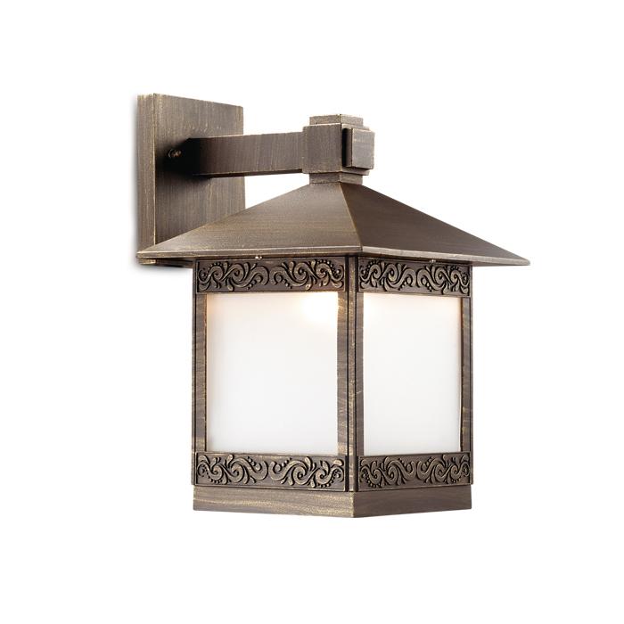 Светильник уличный Odeon light 2644/1w настенный уличный светильник odeon 2312 lumi 2312 1w