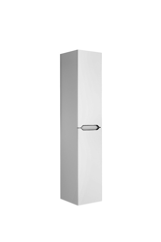 Пенал Dreja Ql 35 комплект мебели dreja infinity 90 белый глянец
