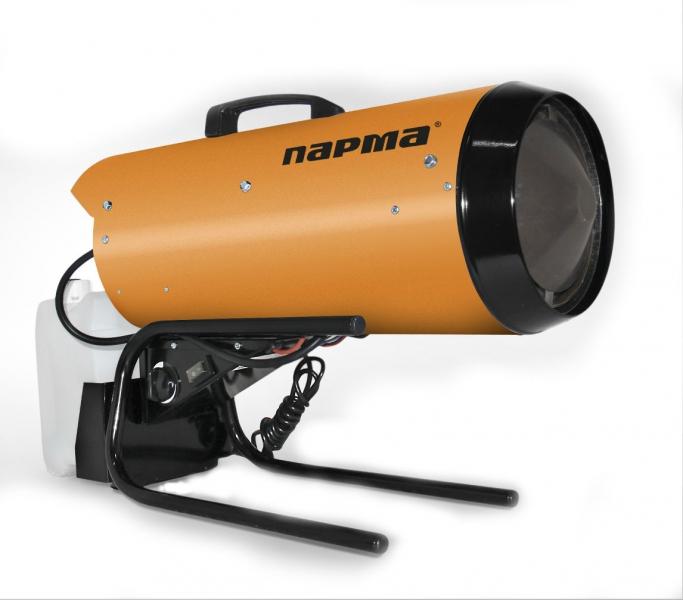 Тепловая дизельная пушка ПАРМА ТПДК-15 ПК магазины в омске где можно дизельные пушки