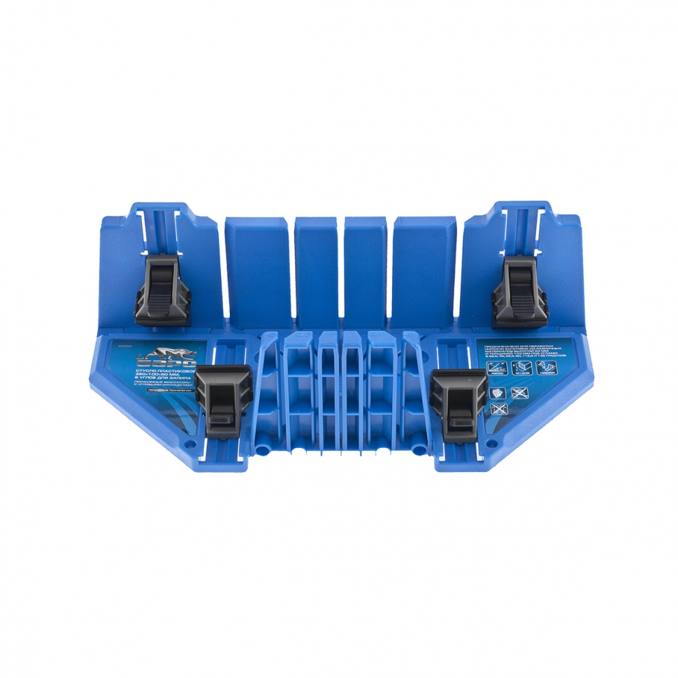 Стусло БАРС 22560 стусло пластиковое fit 30 cм х 14 см
