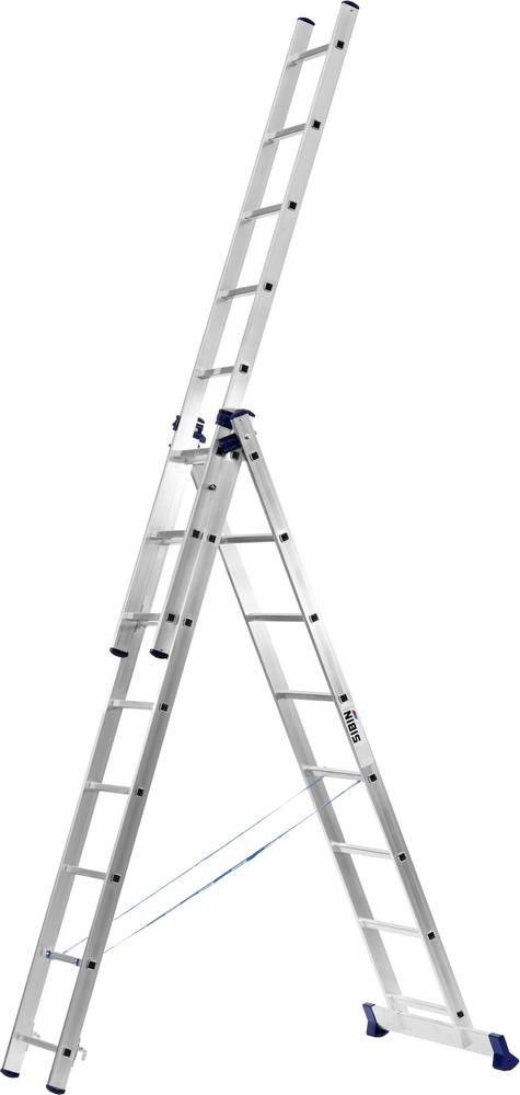 Лестница СИБИН 38833-07 лестница новая высота приставная 10 ступеней