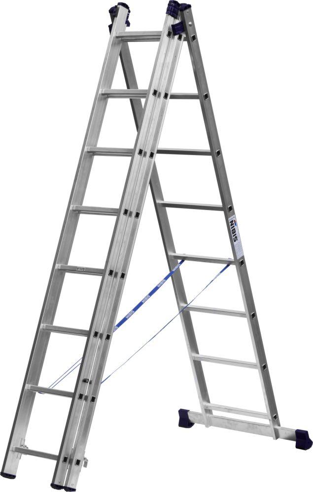 Лестница СИБИН 38833-08 лестница новая высота приставная 10 ступеней