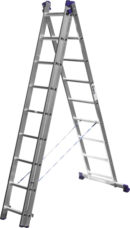 Лестница СИБИН 38833-09 лестница новая высота приставная 10 ступеней