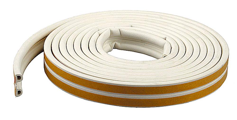 Уплотнитель ЗУБР 40922-006 уплотнитель самоклеящийся ultima профиль e цвет белый 12 м
