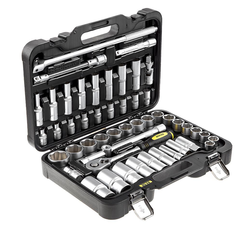 Набор инструментов Berger Bg050-12 цены