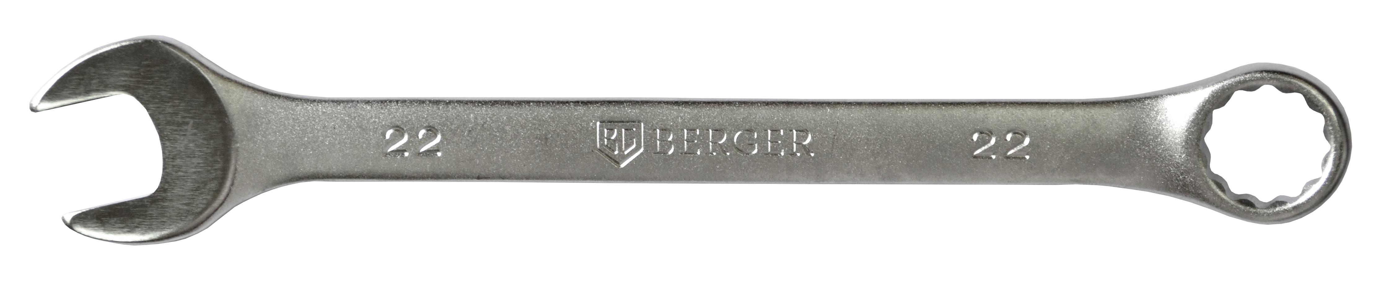 Ключ гаечный Berger Bg1136 (22 мм)