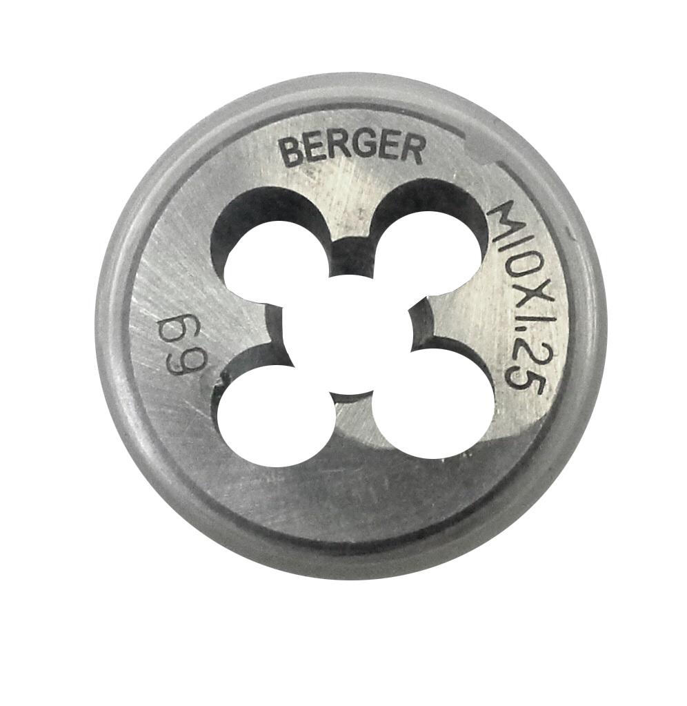 Плашка Berger Bg1001
