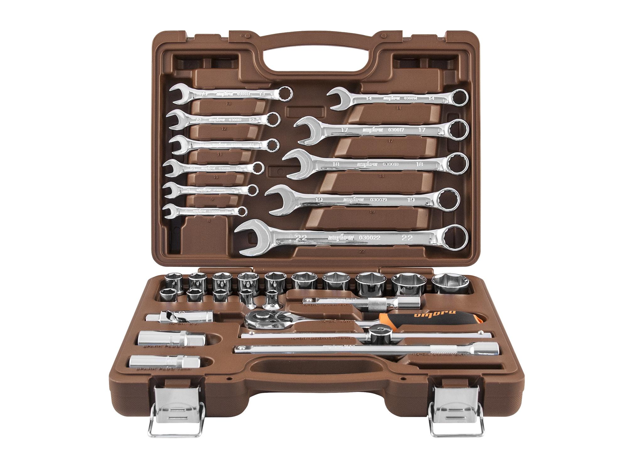 Набор инструментов Ombra Omt33s молоток ombra 800003