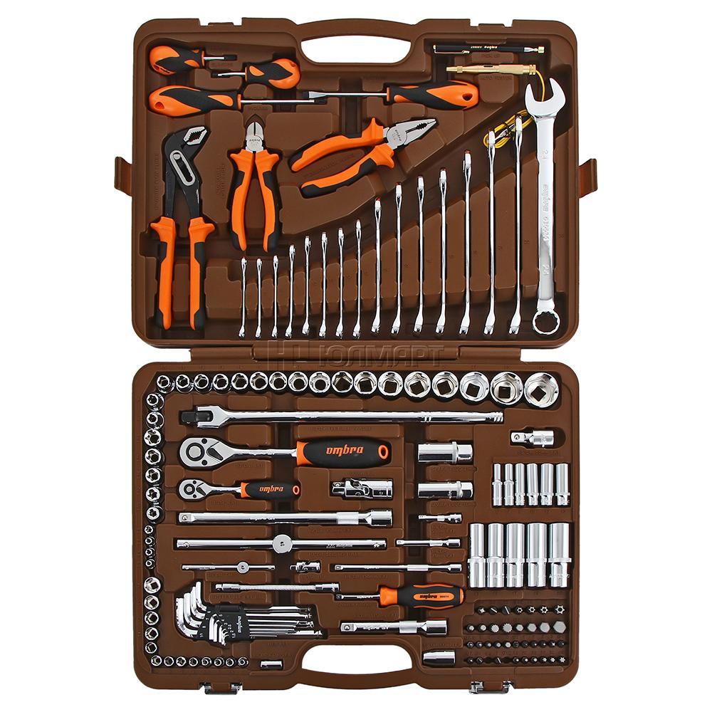 Набор инструментов Ombra Omt143sl