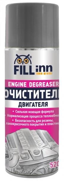 Очиститель Fill inn Fl016 антидождь fill inn 200мл