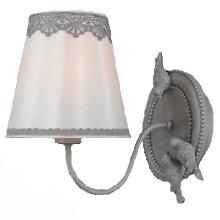 Бра Lamplandia L1045-1a alsace люстра lamplandia daria 3х40вт е14 металл темно коричневый
