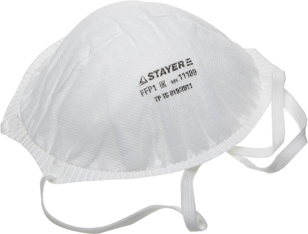 Полумаска Stayer 11109