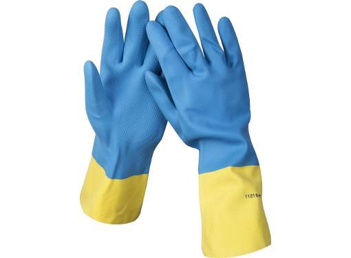Латексные перчатки с неопреновым покрытием STAYER 11210