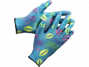 Перчатки Grinda 11296 перчатки садовые grinda 11296