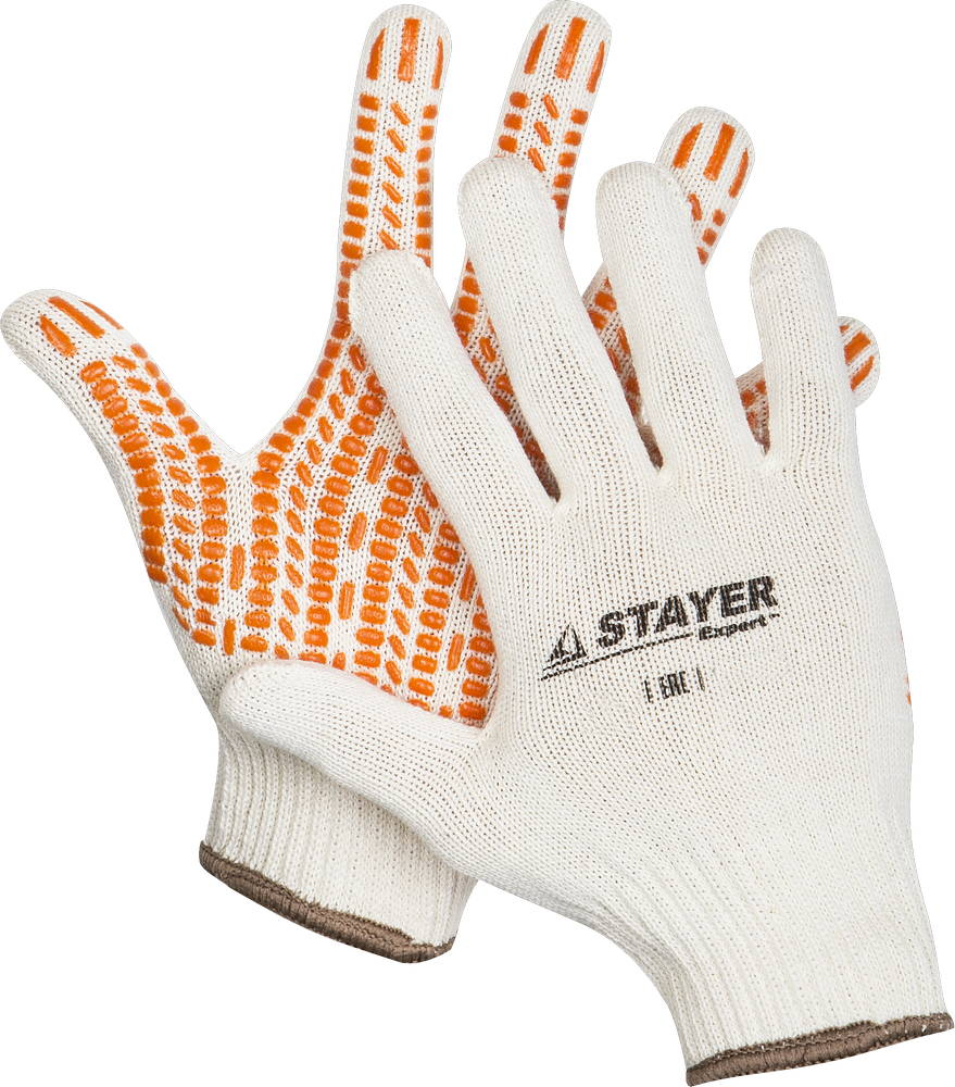 Перчатки Stayer 11401 лента stayer profi клейкая противоскользящая 50мм х 5м 12270 50 05
