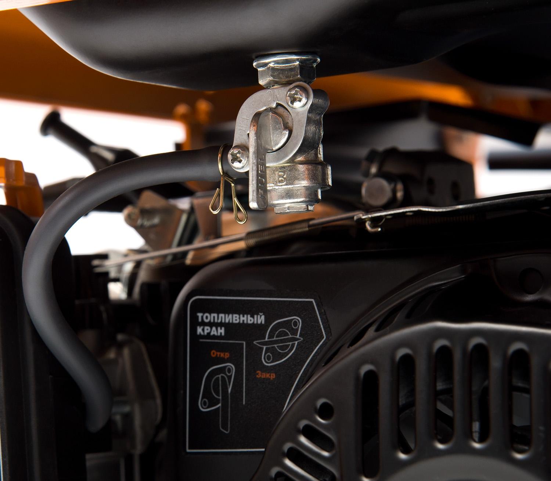 Бензиновый генератор Daewoo Gda 7500 dpe-3 dual