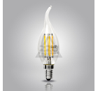 Лампа светодиодная МАЯК LED-C35AF/4W/2700