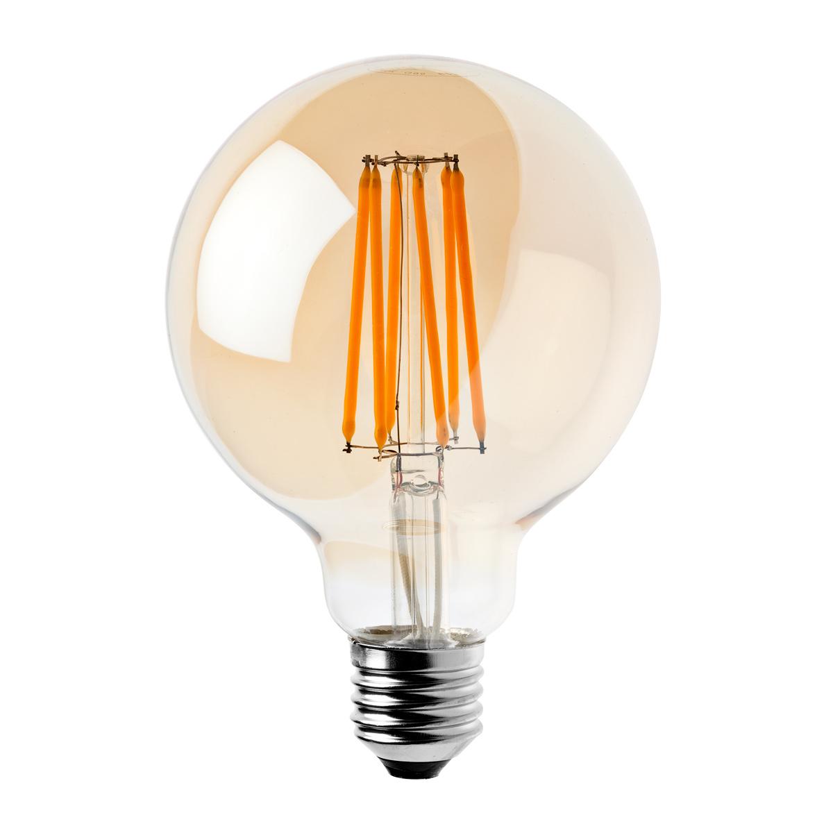 Лампа светодиодная МАЯК Led-g95df-e27/8w/2200
