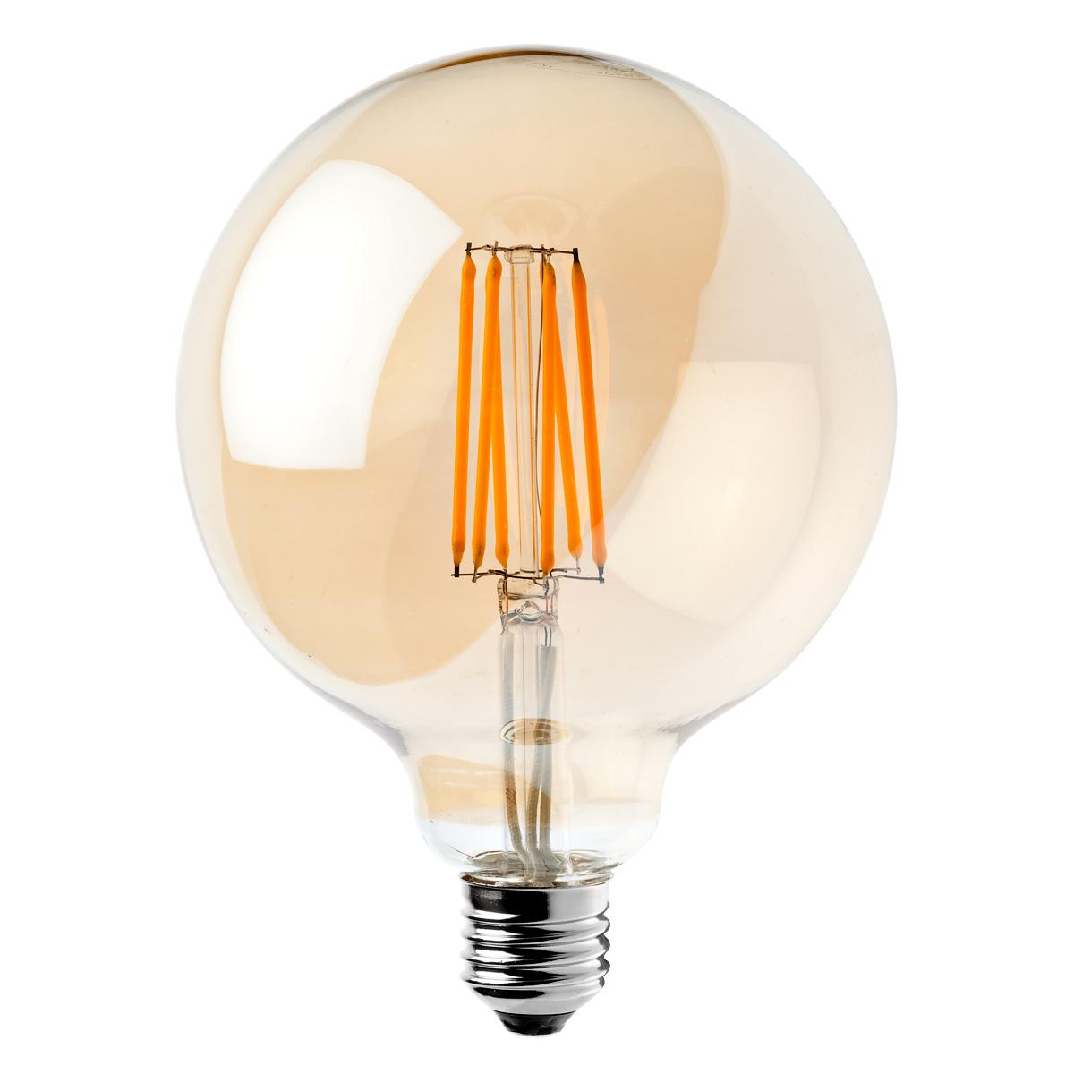 Лампа светодиодная МАЯК Led-g125df-e27/8w/2200 бактерицидная лампа дрт 125 1 магазины