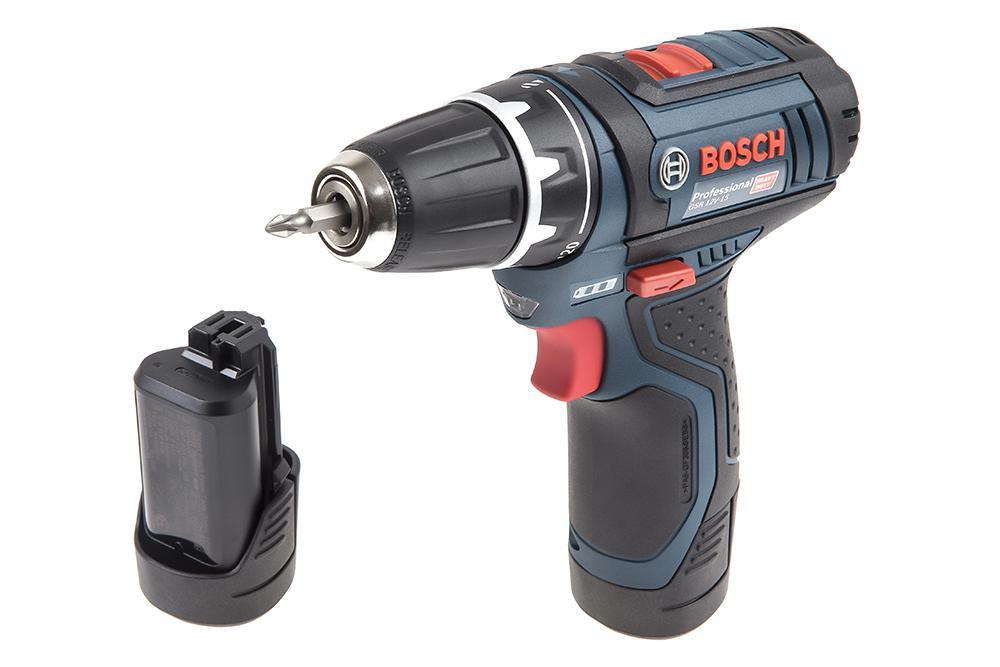 Дрель аккумуляторная Bosch Gsr 10.8-2-li (0.601.868.122) аккумуляторная дрель шуруповерт bosch gsr 10 8 2 li