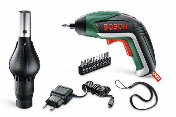 Отвертка аккумуляторная Bosch Ixo v bbq set (0.603.9a8.00g) цена и фото