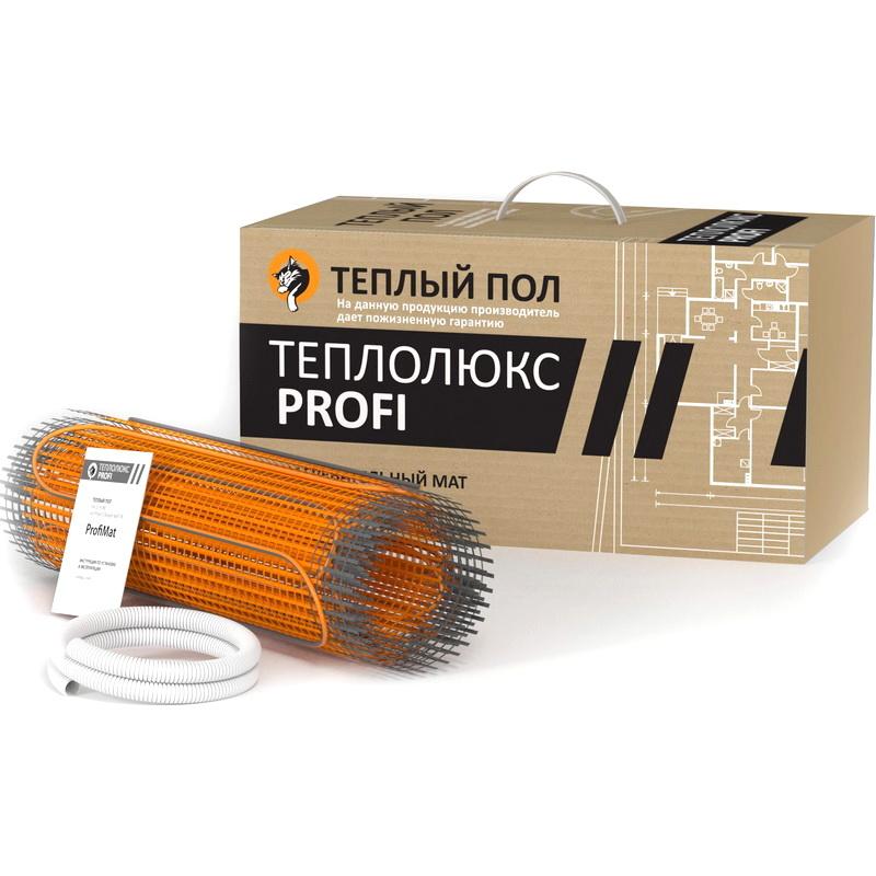 Теплый пол ТЕПЛОЛЮКС Profimat160-4.0 теплый пол теплолюкс mini мн 155 1 00