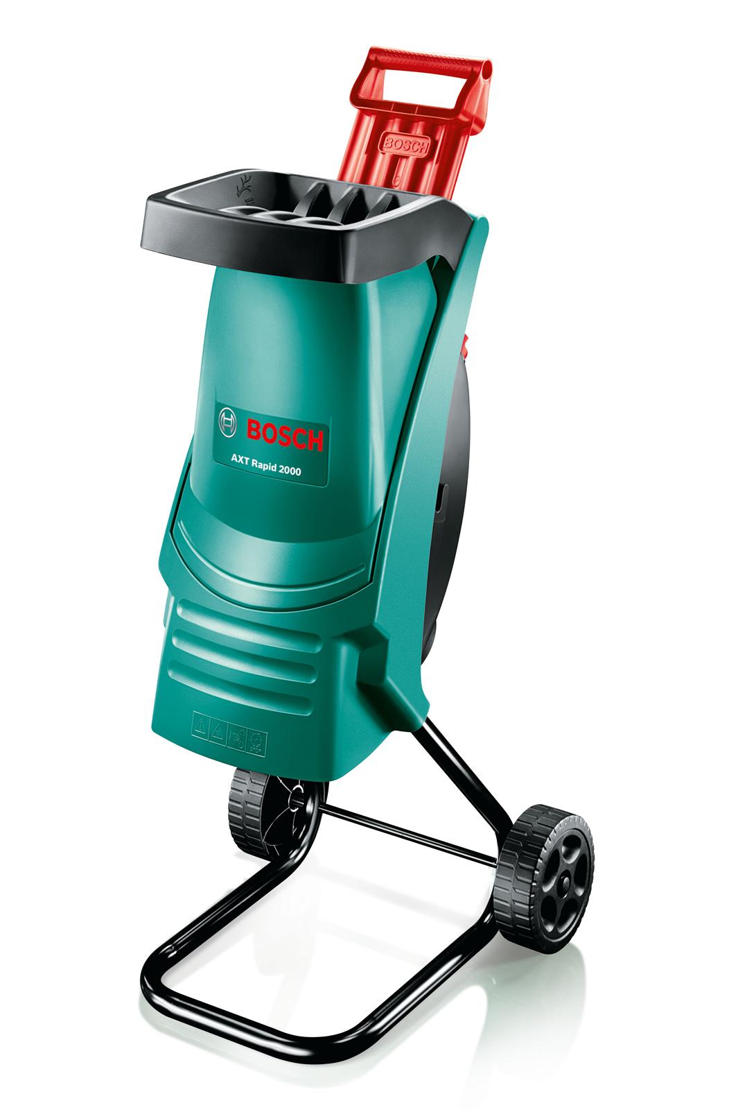 Купить со скидкой Садовый измельчитель Bosch Axt rapid 2000 (0.600.853.500)