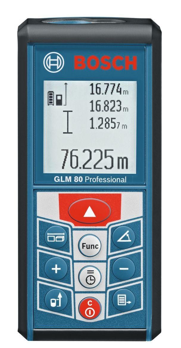 Фото 2/3 GLM 80 Professional, Дальномер-уклономер лазерный, 80м