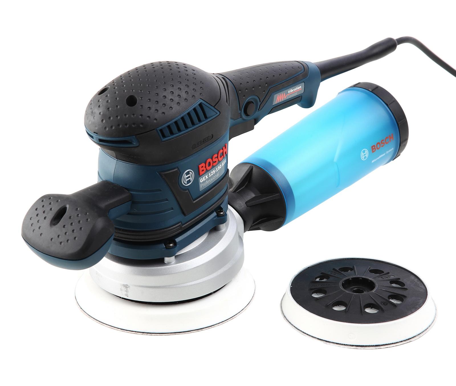 Машинка шлифовальная орбитальная (эксцентриковая) Bosch Gex 125-150 ave - это успешная покупка. Знаете, что заказать продукцию бренда Bosch - это быстро и цена доступная.