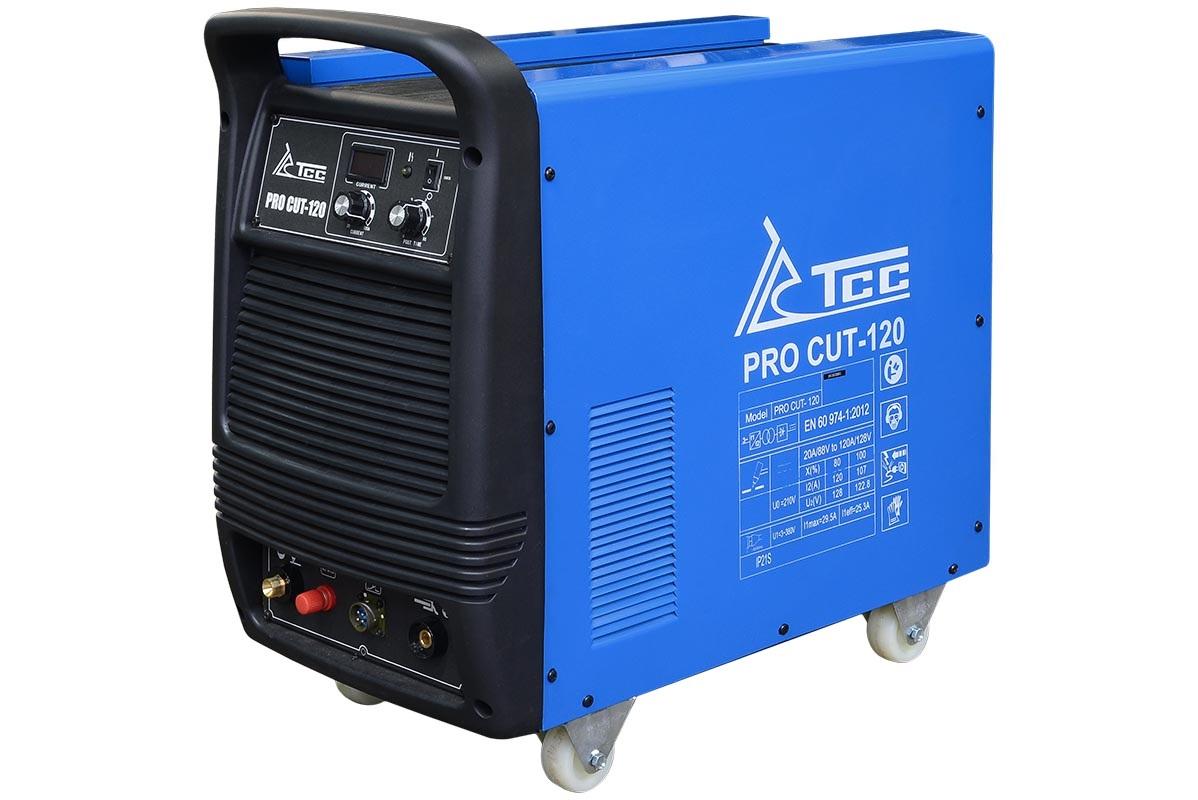 Плазморез ТСС Pro cut-120 инверторный плазморез сварог cut 70