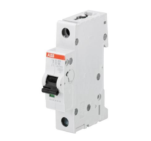 Выключатель Abb 2cds251001r0161 выключатель abb 2cds211001r0164