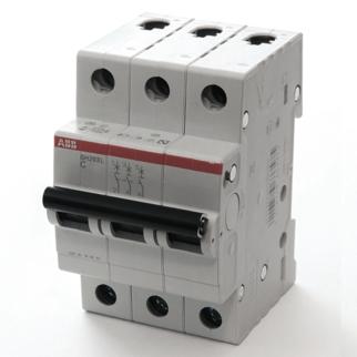 Выключатель Abb 2cds243001r0634 контактор abb 1sbl387001r1300