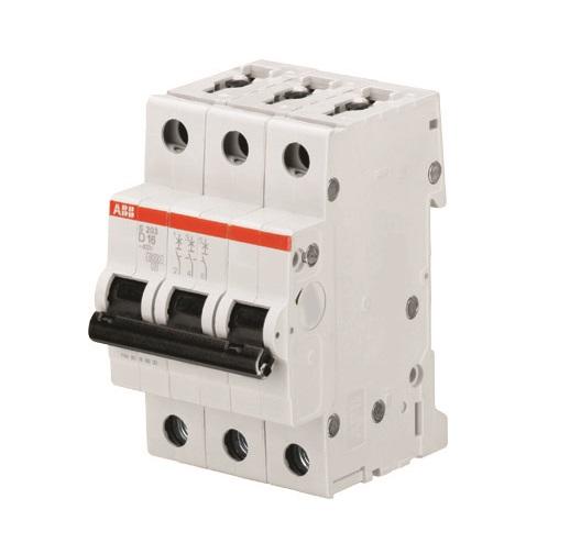 Выключатель Abb 2cds253001r0251 контакт abb 1sam201902r1001